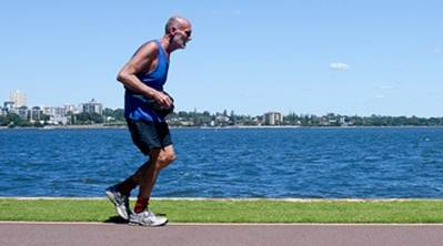 Jogging craze in middle age may hurt your ankles
