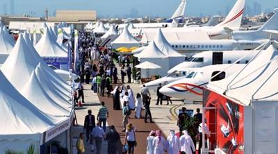 Abu Dhabi air show set to welcome 17,000 visitors