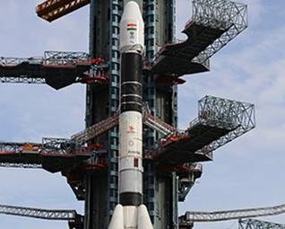 Rocket carries India into select space club