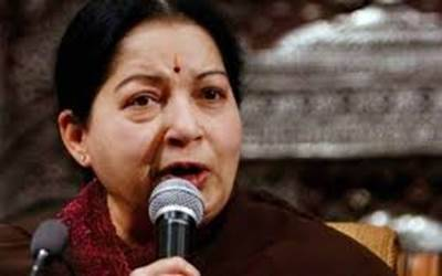 Jayalalithaa alive but on life support