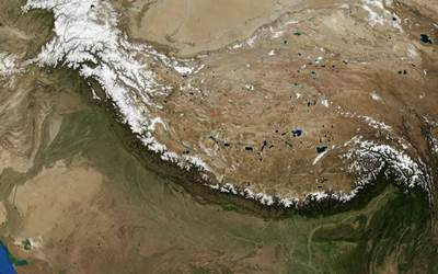 Climate change will impact Hindu Kush-Himalaya water supplies