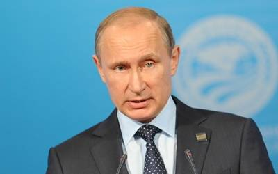 Russia ready to protect itself in unpredictable world: Putin