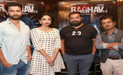 'Raman Raghav 2.0' gets slow start at box office