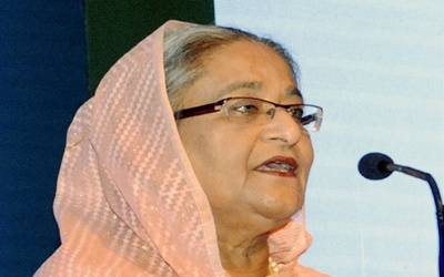 Bangladeshi PM launches Metro work in Dhaka