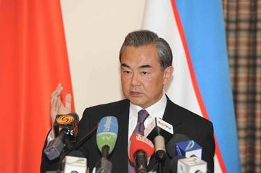 Nanjing should not be forgotten, Chinese FM tells world