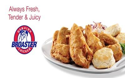 America's Genuine Broaster Chicken comes to India