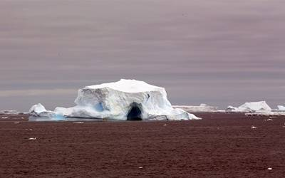 Why global warming hasn't touched Antarctic Ocean