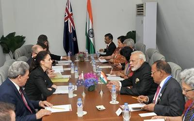 Hope East Asia Summit gets more salience: Modi
