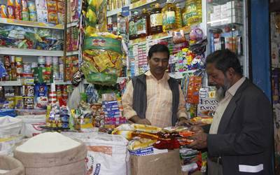 Rise in food prices accelerates India's wholesale price inflation