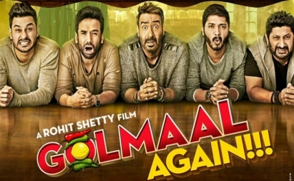'Golmaal Again' opens ticket bookings weeks in advance