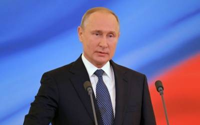 Putin condemns attempts to change situation in Venezuela
