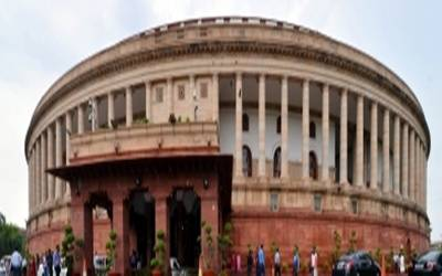 LS adjourned for the day amid ruckus over Rafale, Ram temple