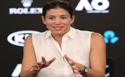 Muguruza says she is recovering well ahead of Australian Open