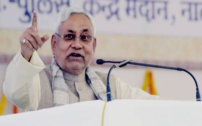 Nitish Kumar: Destined to be perpetual No.2?