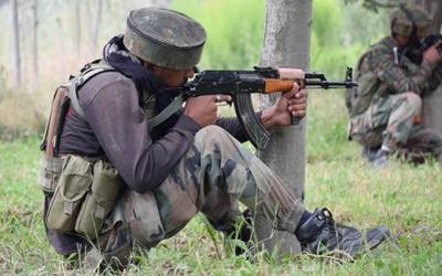 2 Hizbul militants killed in J&K gunfight