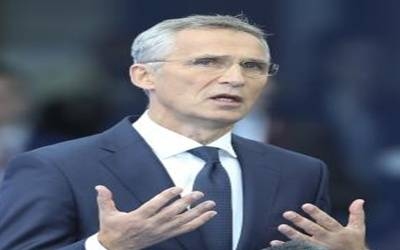 NATO chief makes surprise visit to Afghanistan