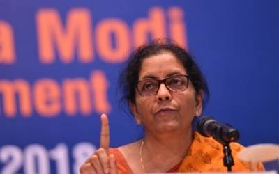 Sitharaman to celebrate Diwali with troops in Arunachal