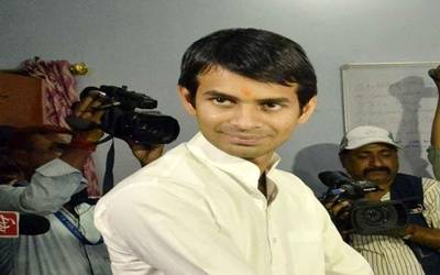 Tej Pratap Yadav hasn't returned home after divorce talks: Family