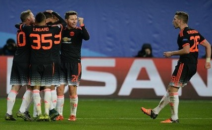 Man United upset Juventus in Champions League clash