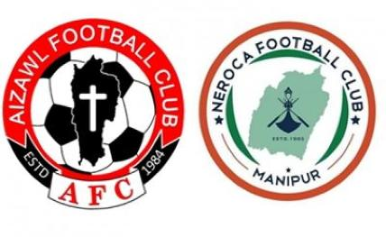 I-League: Aizawl, Neroca in goalless draw
