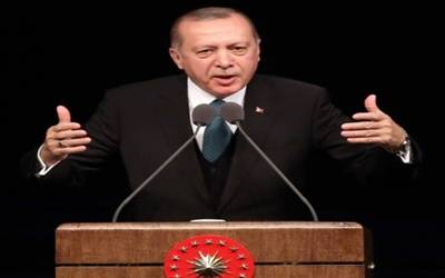 Erdogan expresses concern over Saudi journalist's fate