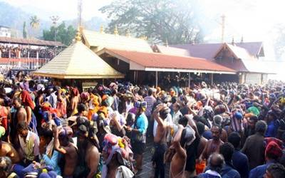 Congress, BJP/RSS using Sabarimala issue to topple Kerala government: CPI-M