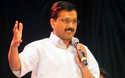 BJP behind petrol pump strike in Delhi: Kejriwal