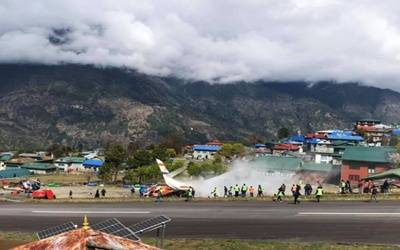 3 killed, 3 hurt in Nepal plane accident