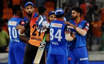 Delhi ride bowlers' efforts to beat Hyderabad