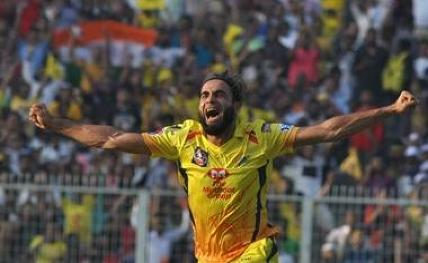 Tahir credits Dhoni for his success at Eden Gardens