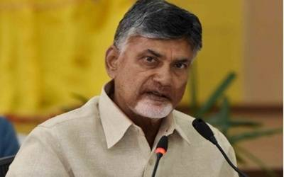 EC has to clear doubts on EVMs, says Naidu