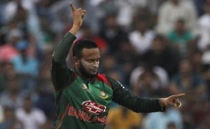 Shakib ruled out of New Zealand ODI series
