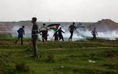 Tensions rise on Israel-Gaza border