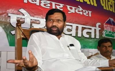 Upper caste quota to help NDA in elections: Paswan