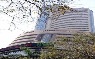 Sensex ends 97 points lower on higher crude prices