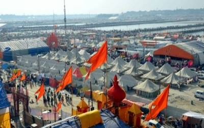 At peace in the madding crowd: Taking a holy dip at the Kumbh