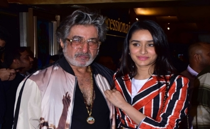 Dad Shakti laughs off Shraddha Kapoor's wedding rumour