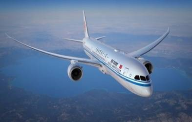 Air China places $6.5bn order for 20 Airbus planes