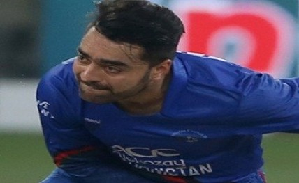 Rashid Khan named Afghan captain across all formats