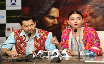When Alia Bhatt and Varun Dhawan turned nostaligic