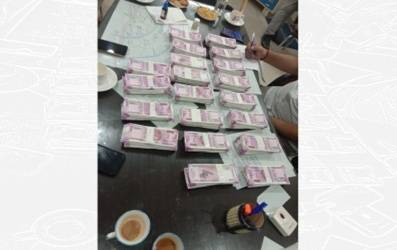 Fake currency valued at Rs 5 lakh seized in Delhi (Lead)