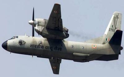 IAF led massive ops underway in Arunachal to reach AN-32 crash site