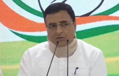 Rahul is, will be Congress chief: Surjewala (Lead)