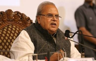 J&K situation being demonised by outside media: Governor (Lead)