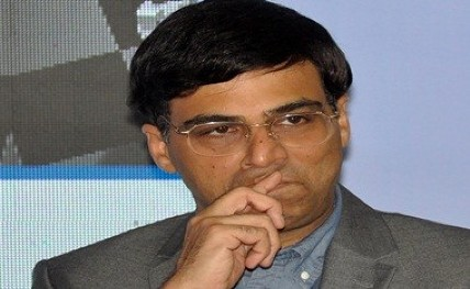 Anand loses to Yu Yangyi in Norway chess tournament