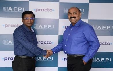 Practo, AFPI to help doctors adopt digital technology