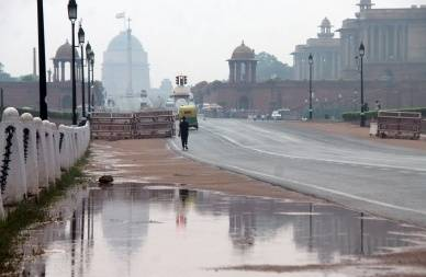 Rain hits Delhi-NCR, likely to continue till Friday