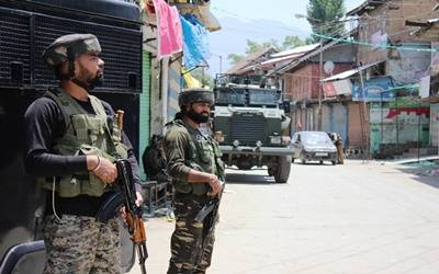 Army called out, curfew imposed in Bhaderwah town (Lead)