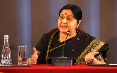 Modi government first to have six women cabinet ministers: Sushma
