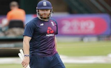 Bairstow in England squad as injury back-up for NZ Tests